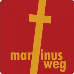Wegschild Martinusweg