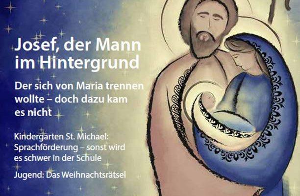 Vorabinfo: Der Weihnachtsbrief 2018 – Christus König des Friedens